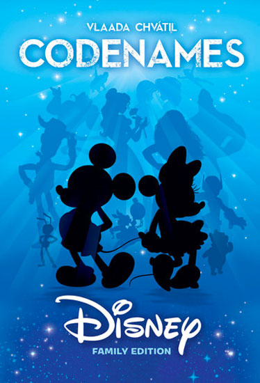 Codenames: Disney Review | Board Game Quest image