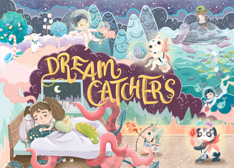 Dream Catchers Review Board Game Quest Delectable Can Dream Catchers Cause Nightmares