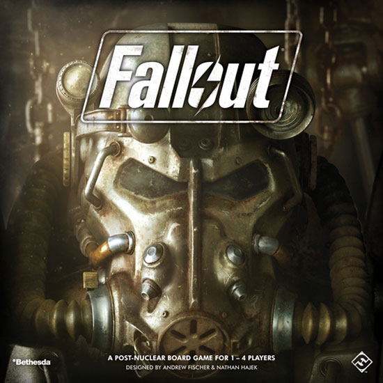 Fallout: The Board Game Review | Board Game Quest image