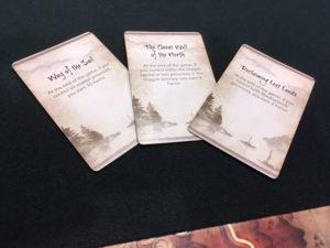Battle for Rokugan Cards
