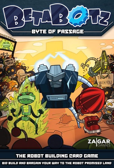 BetaBotz: Byte of Passage Review | Board Game Quest