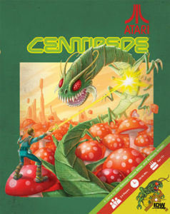 Centipede Board Game