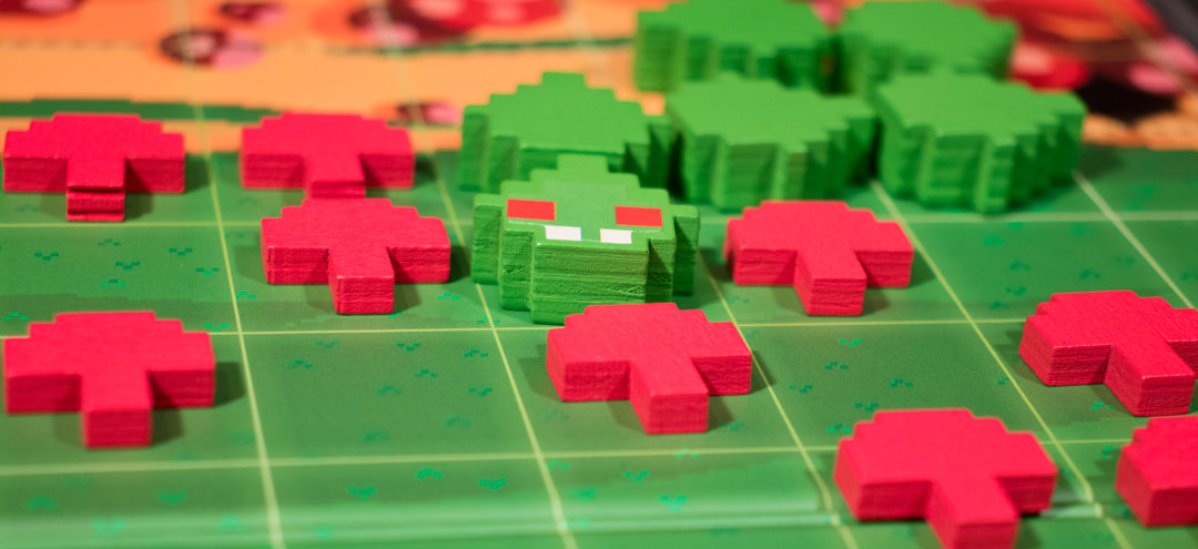 Centipede Board Game Review