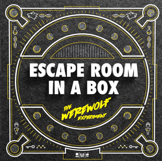 escape room in a box the werewolf project review board game quest. Black Bedroom Furniture Sets. Home Design Ideas