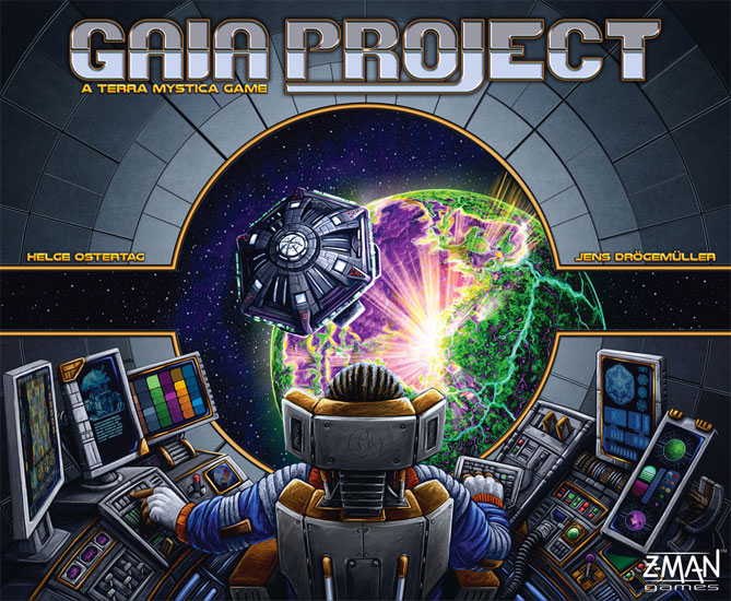 Gaia Project Review | Board Game Quest image