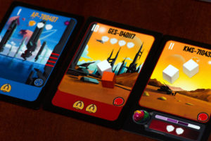 Kepler 3042 Cards