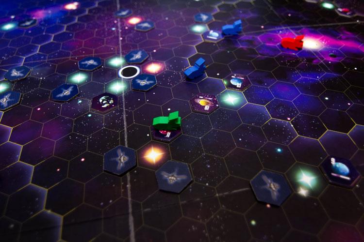 Kepler 3042 Game Experience