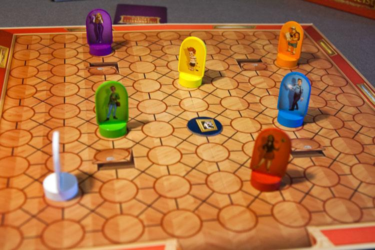 Museum Heist Game Experience