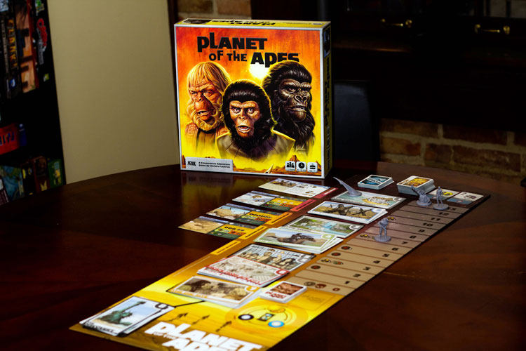Planet of the Apes Game Experience