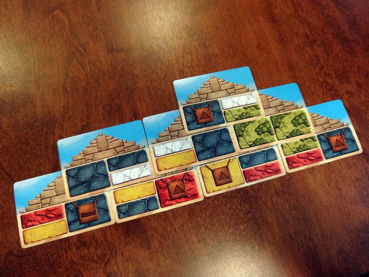 Pyramids Game Experience