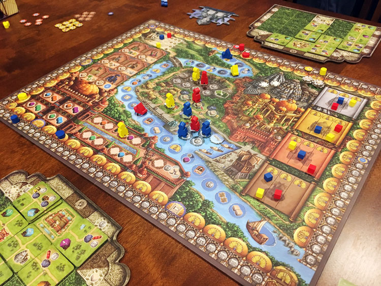 Rajas of the Ganges Game Experience