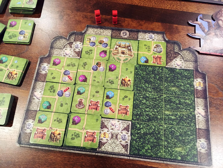 Rajas of the Ganges   Compare Board Game Prices   Board ...