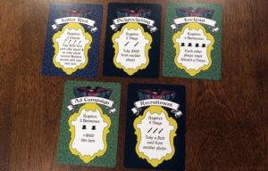 Tammany Cards