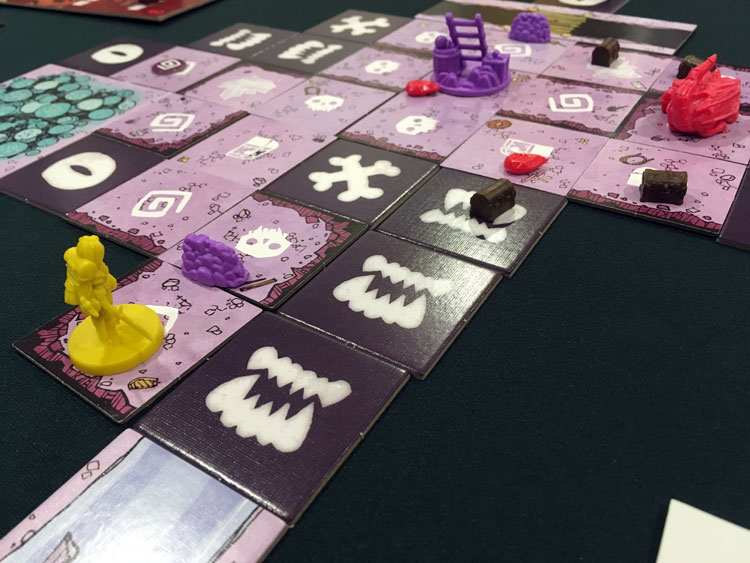 Vast: The Crystal Caverns Game Experience