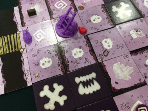 Vast: The Crystal Caverns Tiles