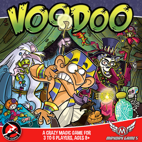 Voodoo Game