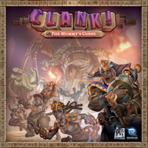 Clank: The Mummys Curse Expansion