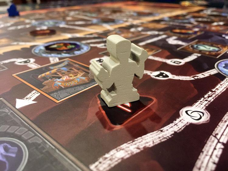 Clank: The Mummys Curse Mummy