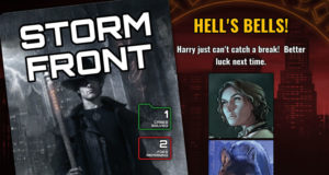 Dresden Files Card Game iOS