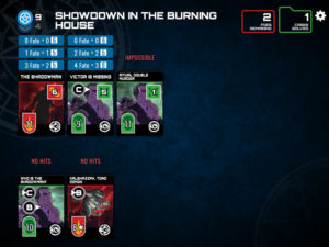 Dresden Files Card Game iOS Showdown