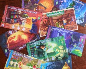 Ex Libris Cards