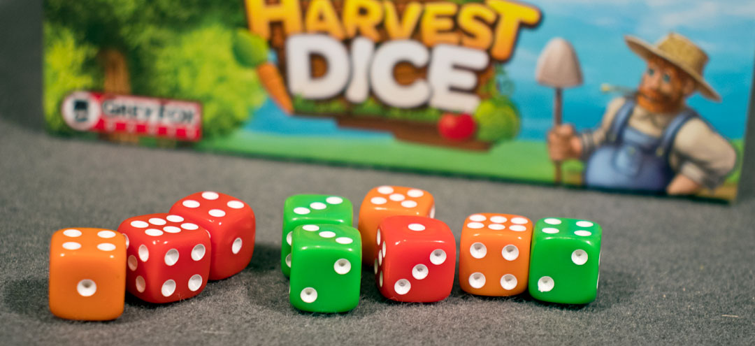 Harvest Dice Review