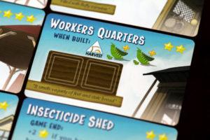 Harvest Worker Quarters