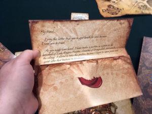 Legacy of Dragonholt Handout