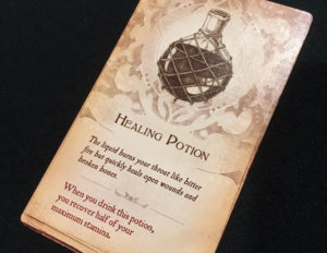 Legacy of Dragonholt Healing Potion