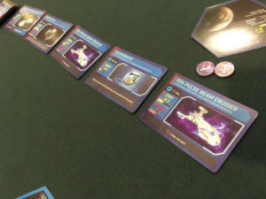 Master of Orion: Conquest Cards