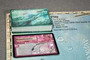 Pandemic: Rising Tide Storm Cards
