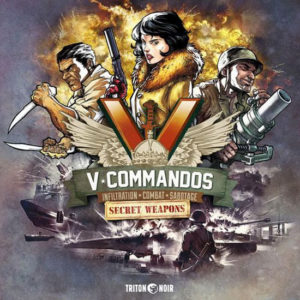 V-Commandos Secret Weapons