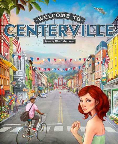Welcome to Centerville Review | Board Game Quest image