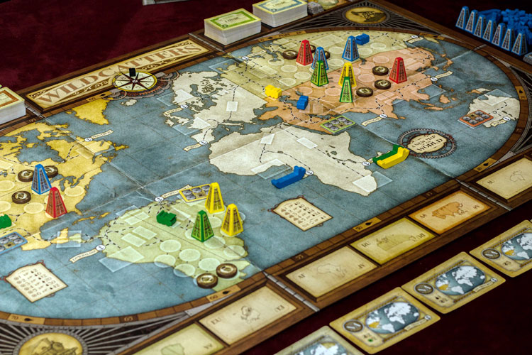 Wildcatters Game Experience