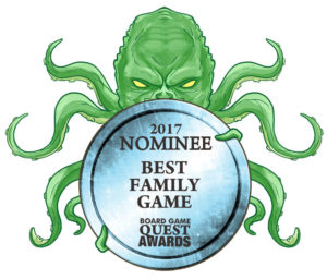 2017 Best Family Game Nominee