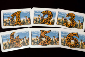 Byzanz Numbers