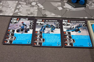 GKR Heavy Hitters Drone Cards