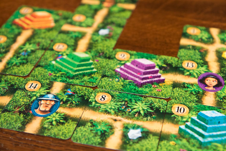 Karuba: The Card Game Game Experience