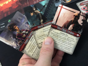 Mistborn: House War Cards