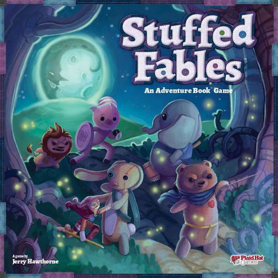 Stuffed Fables Review | Board Game Quest image