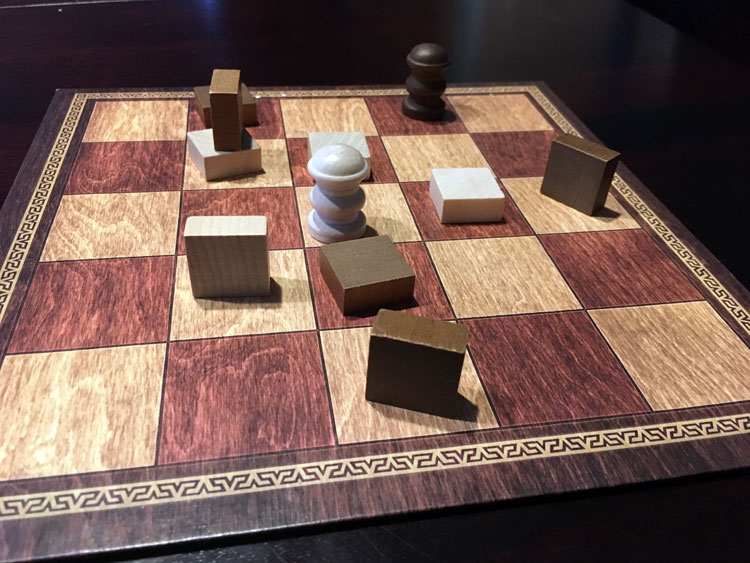 Tak Game Experience