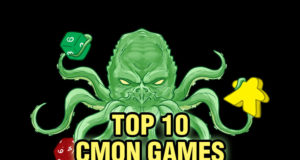 Top 10 CMON Games