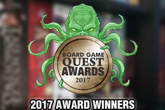 2017 Board Game Award Winners