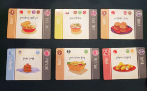 Food Truck Champion Cards
