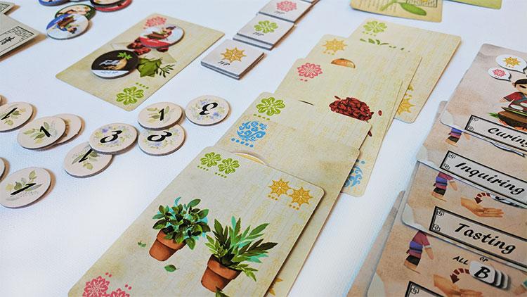 Herbalism Game Experience