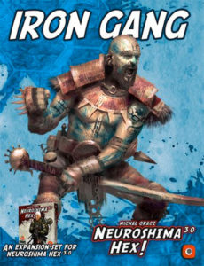 Neuroshima Hex Iron Gang