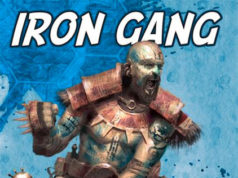 Neuroshima Hex Iron Gang