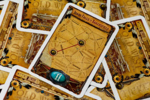 Ticket to Ride France and Old West Route Cards