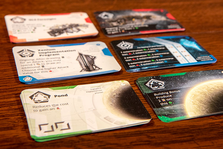 Alien Artifacts: Discovery New Cards