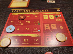 Chariots of Rome Faction